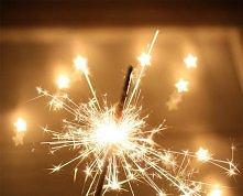 sztuczne ognie :)