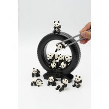 Panda Darake Chopsticks Pra...