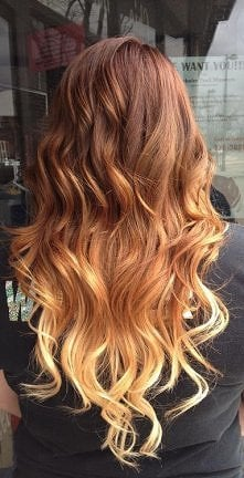 perfect ombre ! ;D