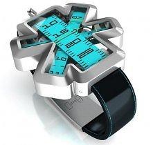 nie noszę zegarków ale taki to chętnie bym założyła:P