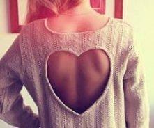 Uroczy sweter <3