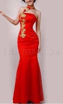 chinska suknia slubna