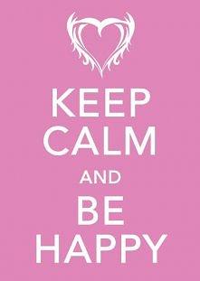 keep kalm &...