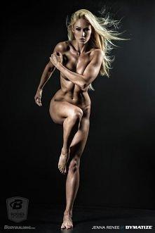 Najlepszy efekt intensywnego treningu - piękne ciało