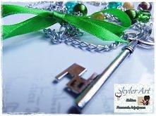 Wisior Magiczny klucz  skyler-art.blogspot.com