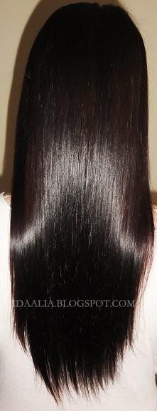 Jeśli twoje włosy są zniszc...