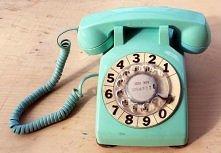 retro telefon <3
