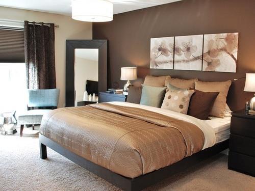 Sypialnia W Brazach
