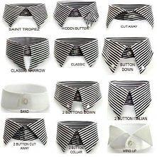 collar types