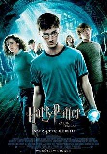 Harry Potter i Zakon Feniksa Moja ulubiona część!