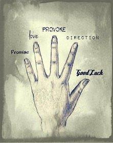 anatomia dłoni ;)