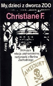 Szokująca relacja Christiane F., piętnastoletniej narkomanki z Berlina Zachodniego. Dziewczyna chciała, aby z zapisu magnetofonowego jej rozmów z dziennikarzami powstała ta ksią...