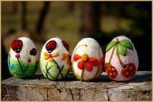 Wielkanoc w pisankach