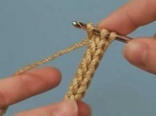 Crochet an i-cord (right-handed version)