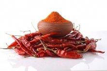 7. Chilli  Ta oraz inne ostre przyprawy (curry, pieprz) maja zdolność przyspi...