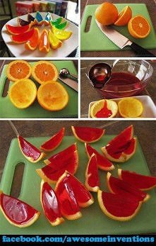 Fruit Skins + Jelly
