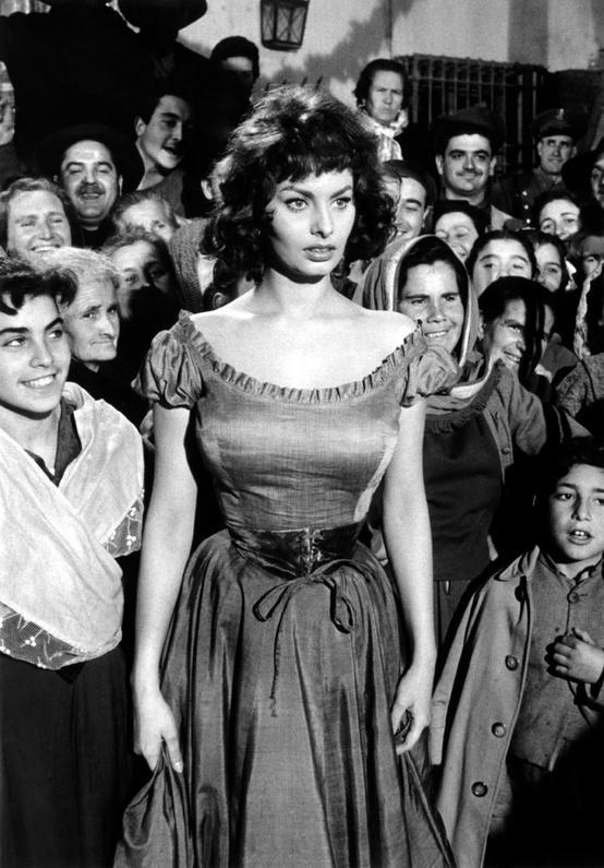 Sophia Loren Na Ikony Stylu Zszywkapl