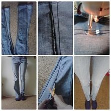 jak szybko przerobić spodnie na rurki ?