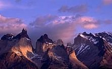 Cuernos Del Paine Andes Mountains, Chile