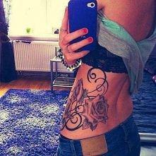 róża ♥ tatoo