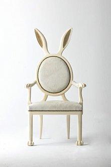 Królicze krzesło
