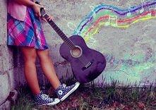 Zapraszam wszystkich na funpage jeśli tylko kochacie muzykę. Codziennie u mni...