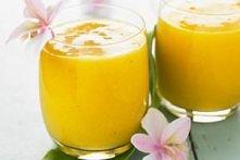 Koktajl na piękną cerę Składniki: ½ mango, 1 pomarańcza, szczypta imbiru. Przygotowanie: Mango zmiksować z miąższem z jednej pomarańczy i szczyptą imbiru. Beta-karoten zawarty w...