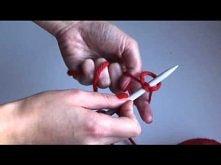 Jak zrobić prosty komin na drutach - Część 1