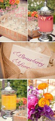 wesele- pomysł na stolik dl...