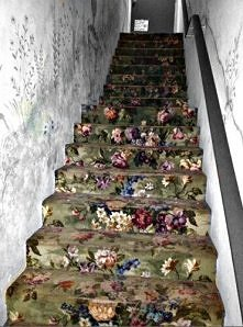 piekne schody