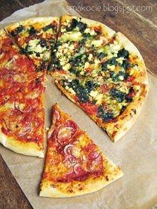 Pyszna pizza w wersji &quot...