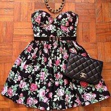 Już niedługo wiosna :D czas na zakup nowej sukienki :D ta jest piękna.