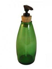 pojemnik na mydło w płynie z butelki