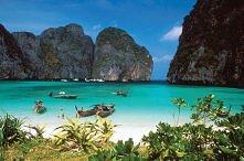 Ko Phi Phi (swoją drogą ciekawa nazwa :P)