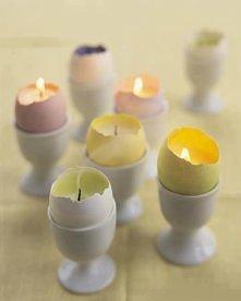 Wielkanocne swieczki
