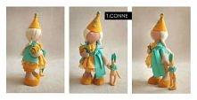 свой цитатник или сообщество!  Ещё куклы Татьяны Коннэ.  Прочитать целикомВ.