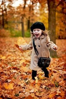 Na jesienny spacer