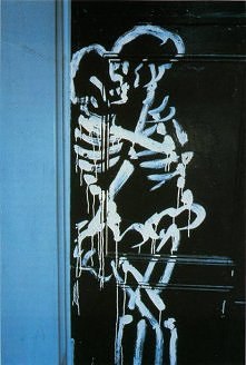 skull graffiti