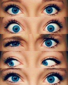 Oczy <333
