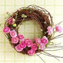różowe kwiatki