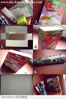 pudełko po ryżu