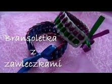 #1 DIY: Bransoletka z zawle...