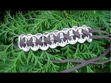 DIY: Bransoletka z zawlecze...