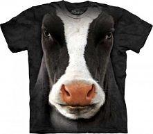 krowa w 3D, marzyłam o takiej bluzce! xD