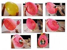 diy, diy projects, diy craft, handmade, diy yarn easter egg