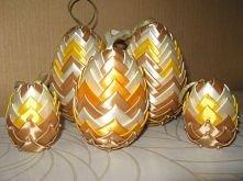 Złociste Jajka Wielkanocne