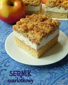 Składniki na ciasto: - 3/4 szklanki mąki pszennej - 1/4 szklanki mąki kukuryd...