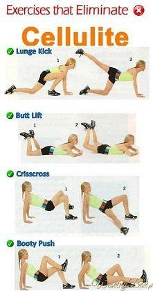 Ćwiczenia na redukcję CELULITU