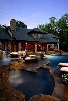 Taki dom wystarczyłby mi &l...