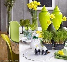 Wielkanoc w kolorze zielonym